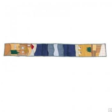 """תמונה של עטרה לטלית ממשי פראי """"ירושלים העתיקה"""" (צבעוני) - יאיר עמנואל"""