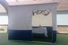 תמונה של סוכה 2x3 עם 2 חלונות ודלת