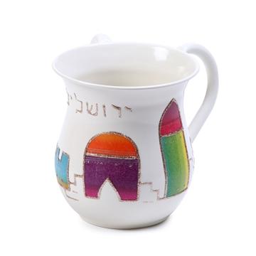 """תמונה של נטלה גדולה """"ירושלים"""" (צבעוני) - לילי אומנות"""