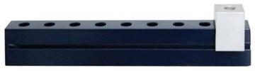 תמונה של חנוכיה מאלומיניום (כחול)