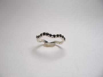 תמונה של טבעת כסף גלית